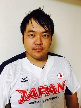 齋藤尚徳選手の画像