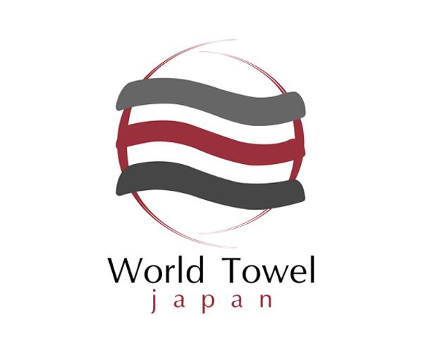 ワールドタオルのロゴ