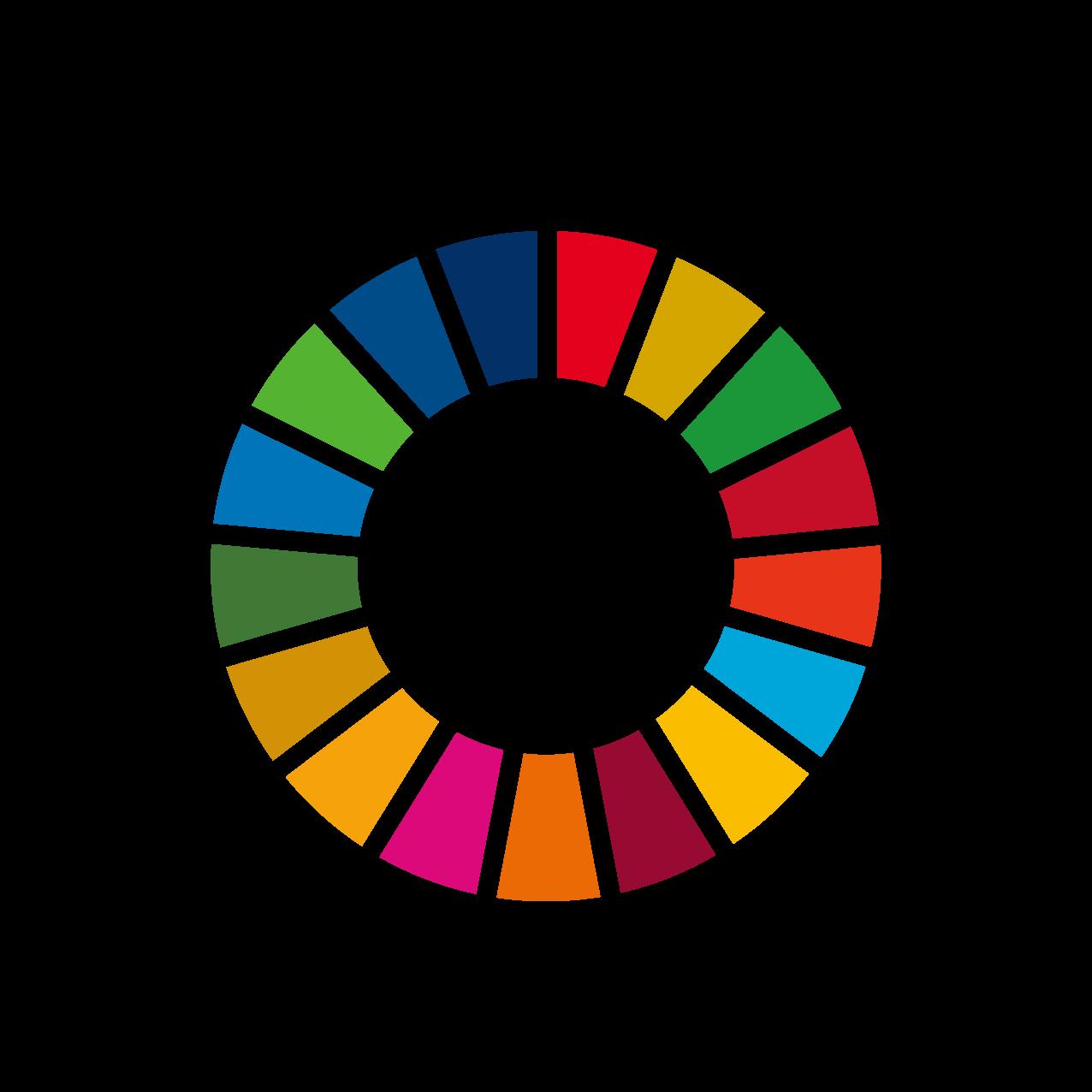SDGsホイールアイコン
